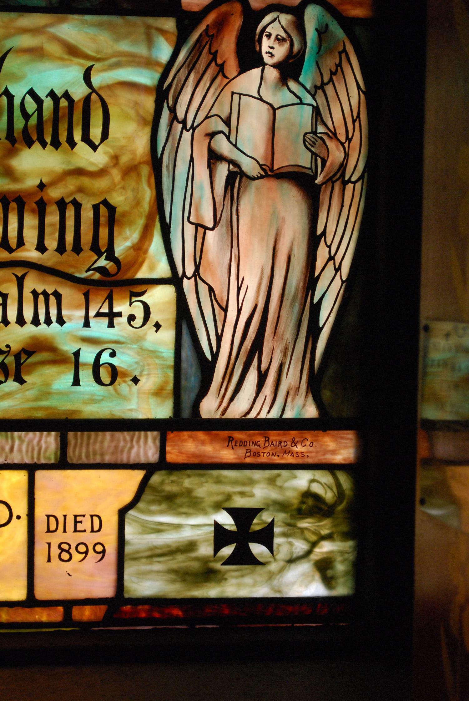Redding Baird Detail