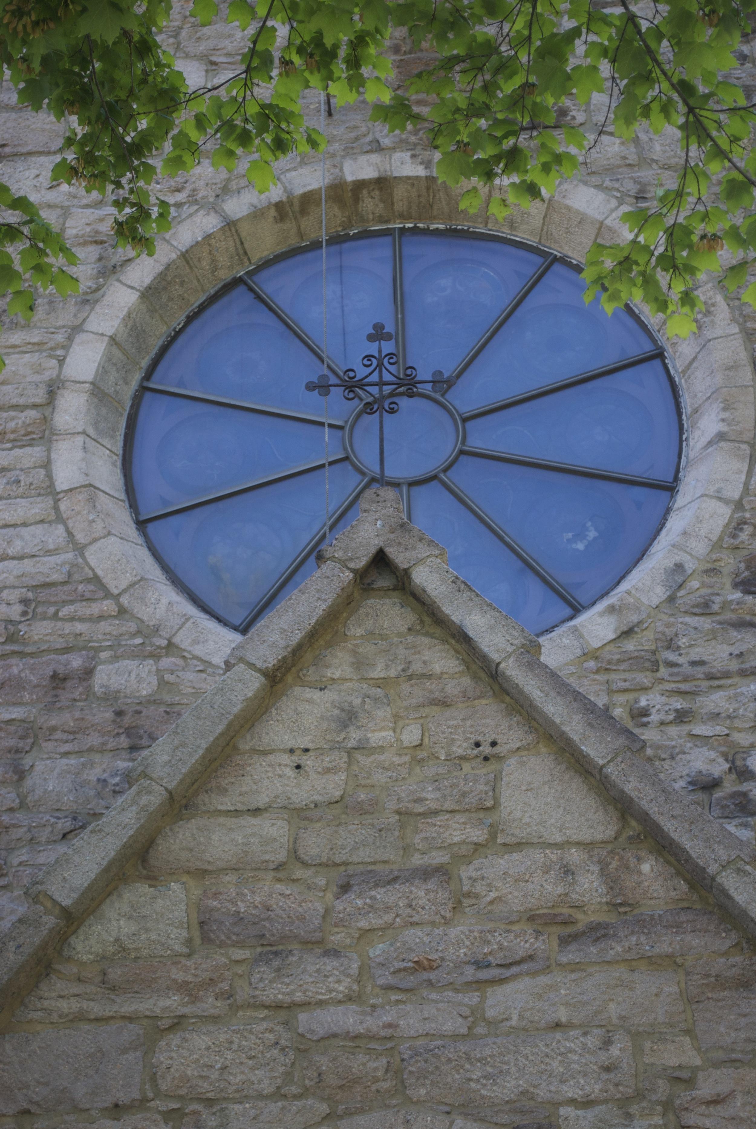 Exterior - Pre-Restoration