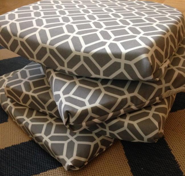 Custom Bar Stool Cushions