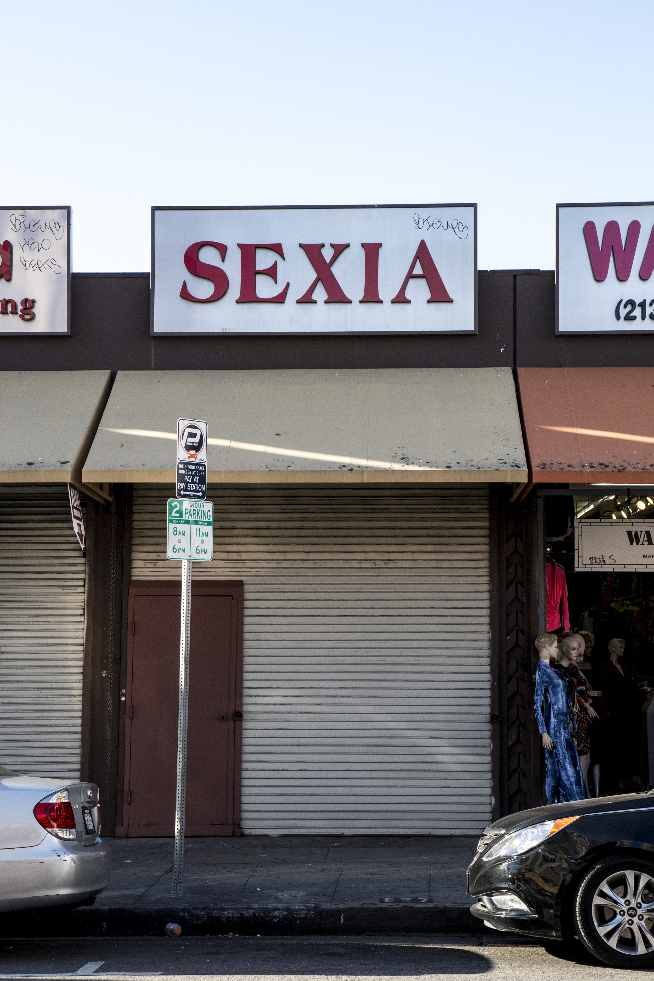 Sadly Sexia wasnt open that day
