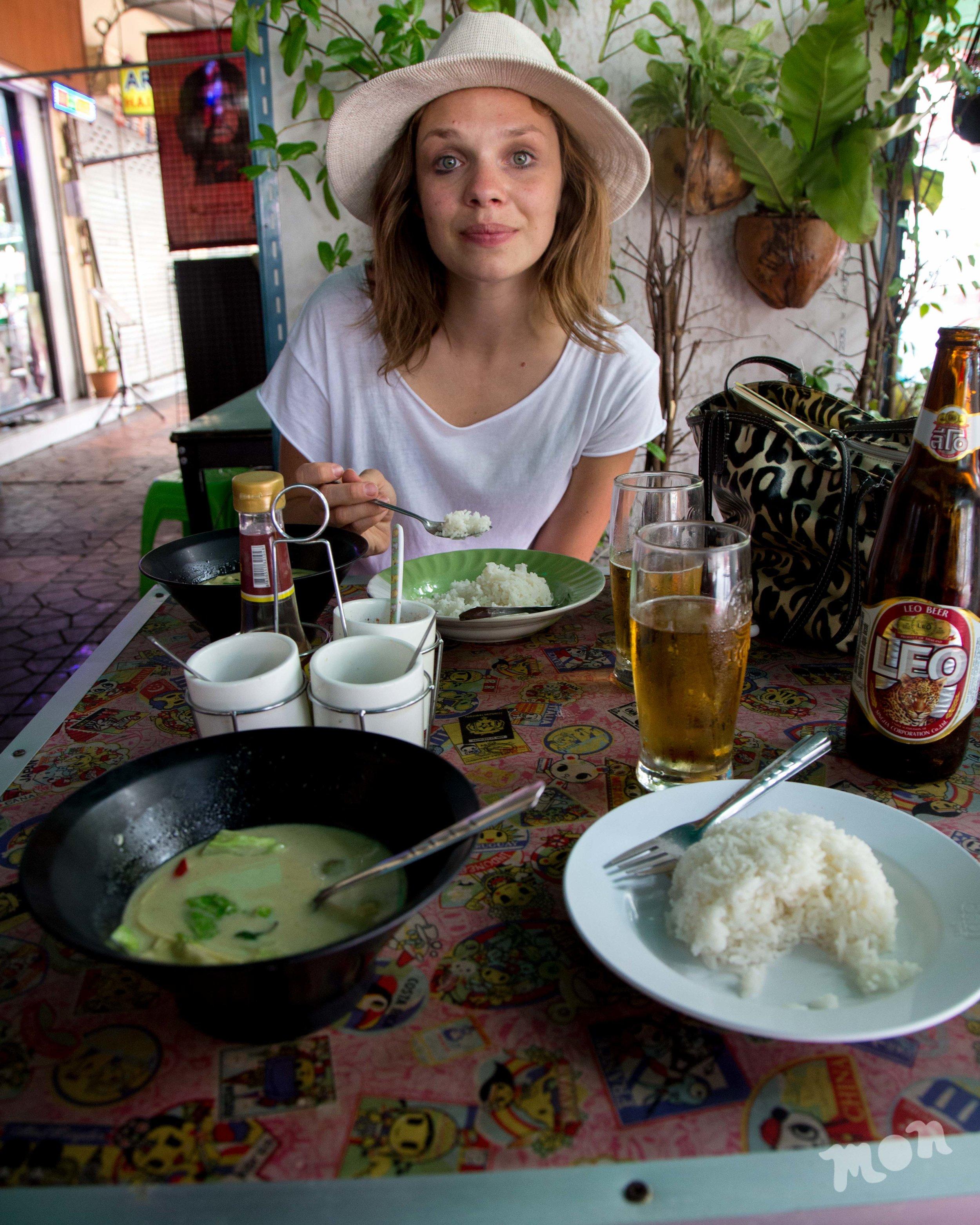 Ab / I <3 Thai Food