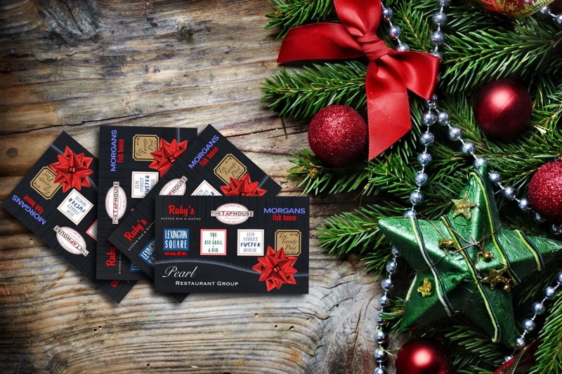 Pearl Restaurant Group Gift Cards