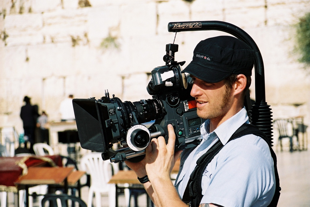 and oldschool…  - Wailing Wall in Jerusalem with a S-16mm Cam in 2006...