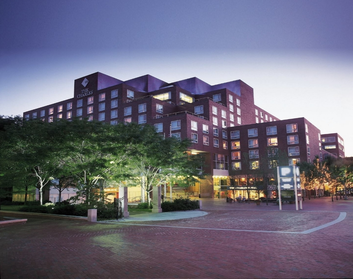 The Charles Hotel - Cambridge, MA   Awards and Recognition: AAA Four Diamond Award; Member Preferred Hotels and Resorts