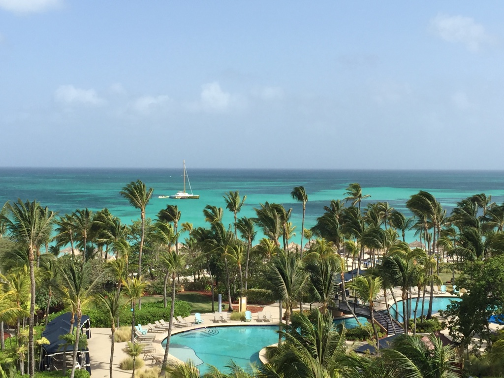 Radisson Aruba Resort & Casino - Palm Beach, Aruba   Awards and Recognition: AAA Four Diamond Award