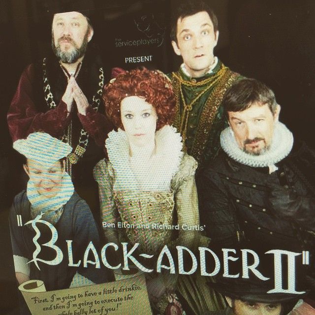 Going to watch BlackAdder at the Gaiety this weekend? Drop in and try our delicious pre & post theatre menu. Visit us online at: www.sirnormans.com