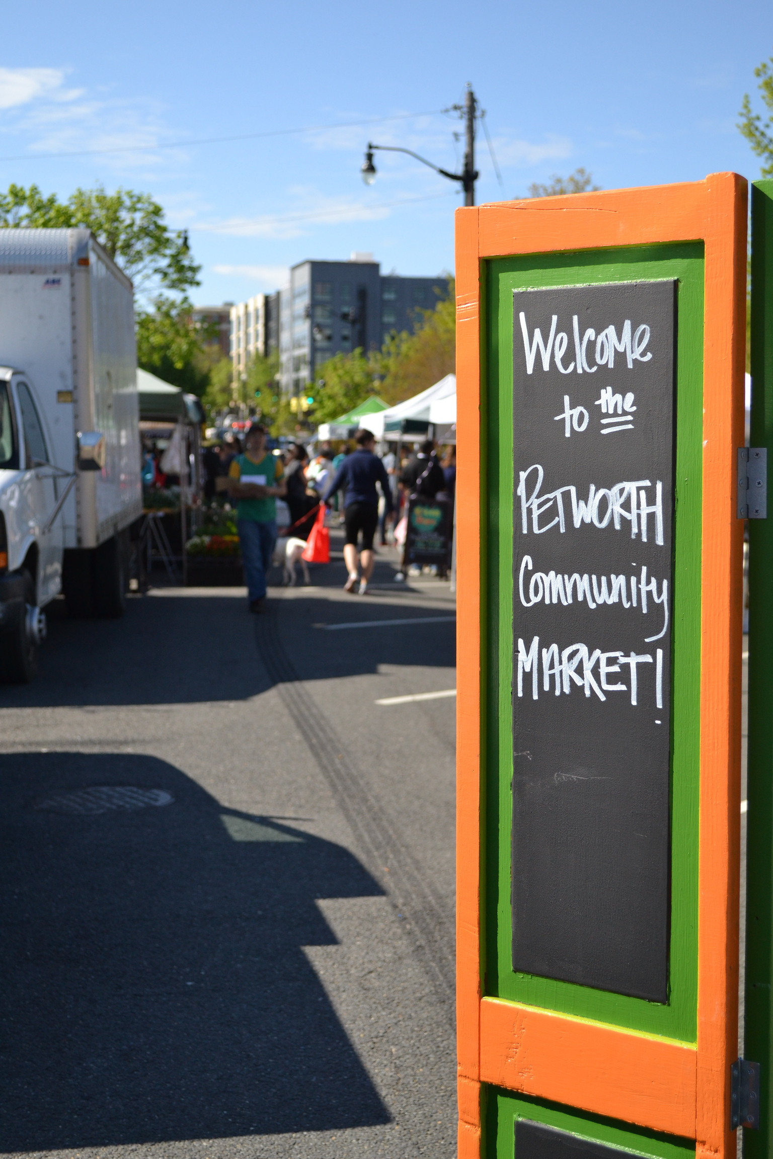 Welcome to the Petworth Community Market