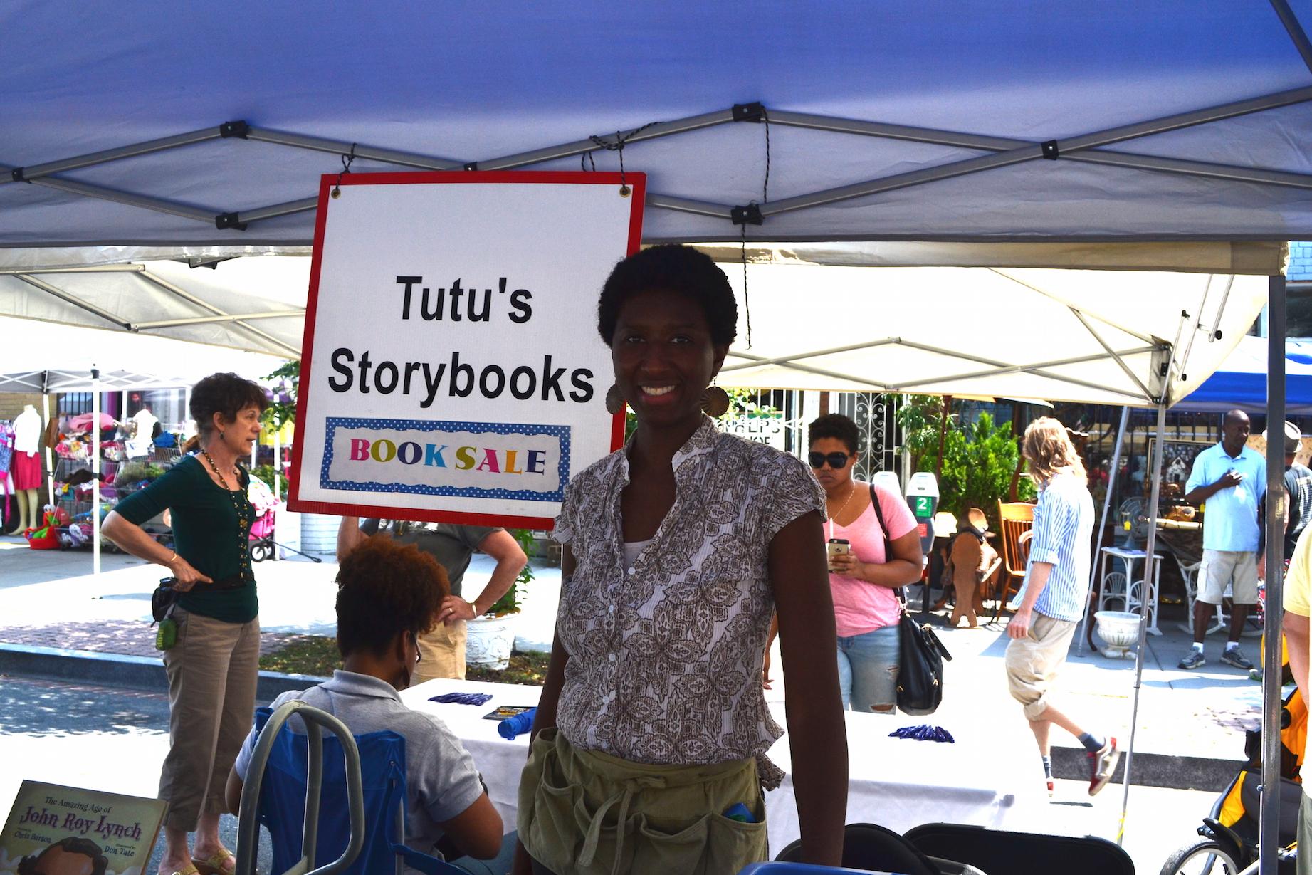 Miamunah Marah from Tutu's Storybooks   shop.tutusstorybooks.com