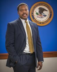 Acting US Attorney Vincent Cohen, Jr.