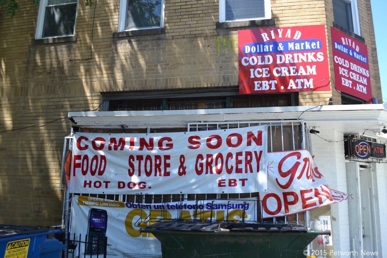 """They've been """"coming soon"""" and :GrandOpening"""" for well over a year."""