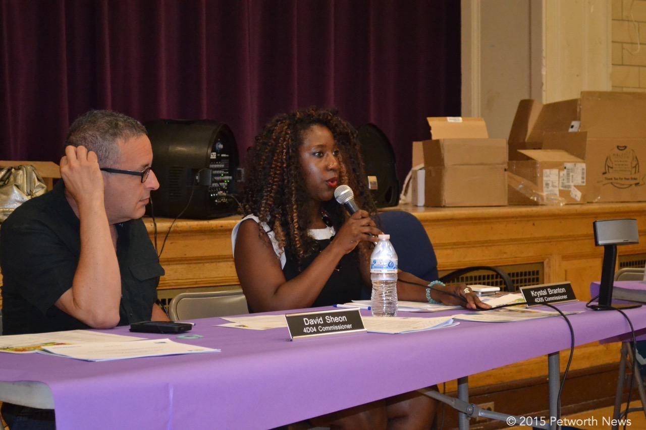 Commissioner Krystal Branton