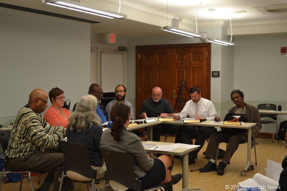 ANC 4C at the October 14th meeting