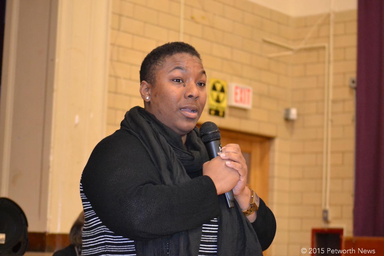 Persi Johnson,   DC Central Kitchen Recruitment and Intake Coordinator