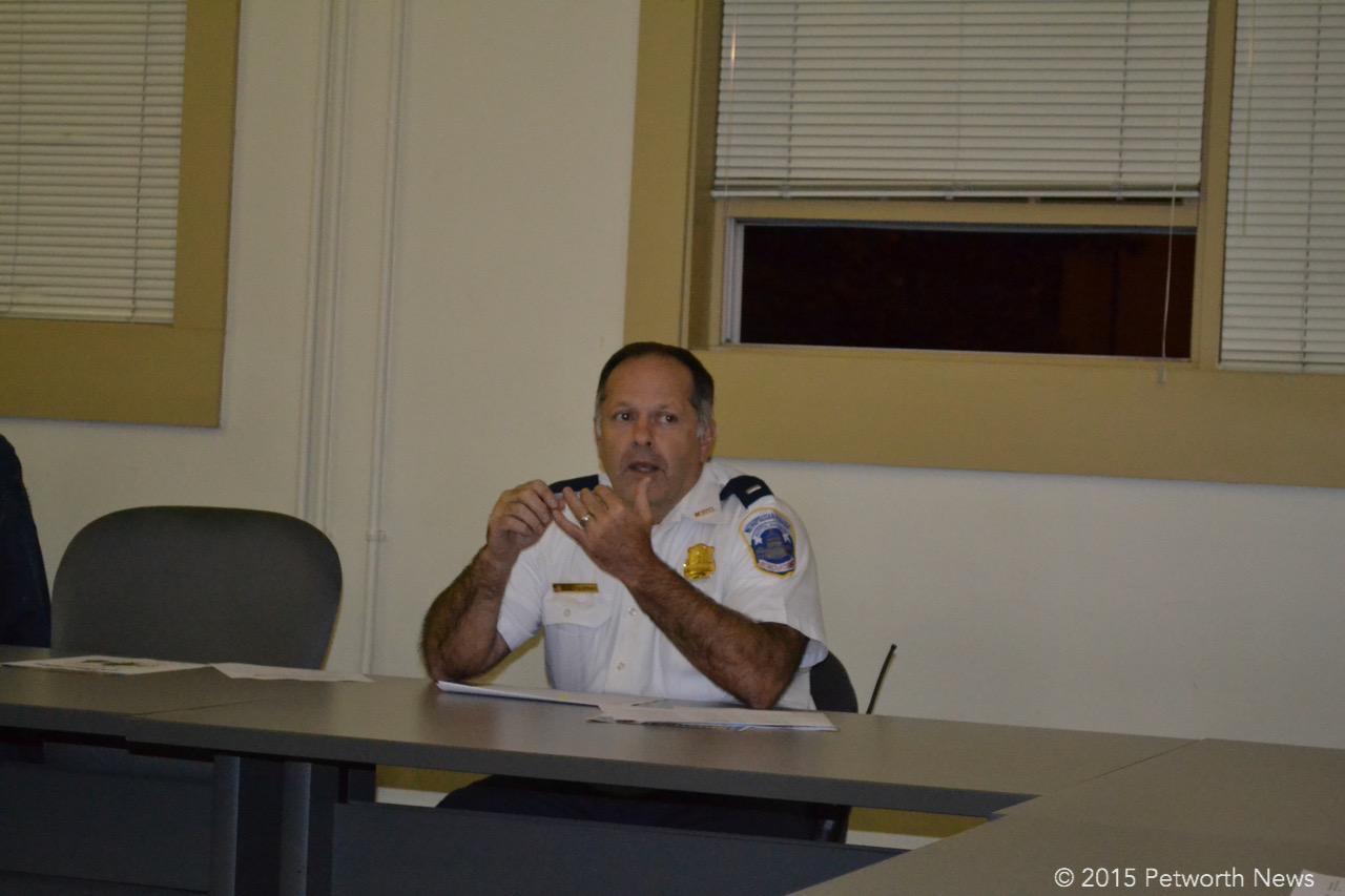 PSA 404 manager Lt. Raul Figueras