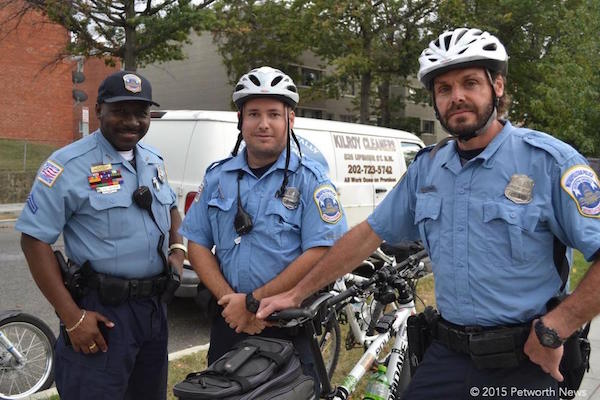 Bike Officers from PSA 407