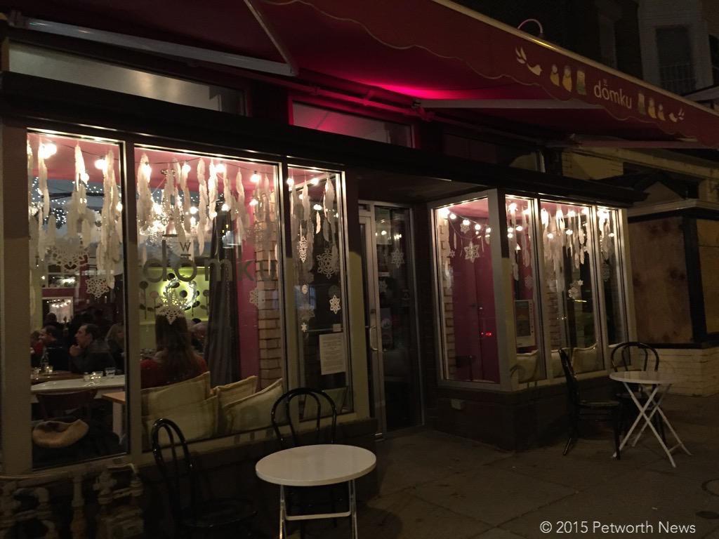 Domku Cafe