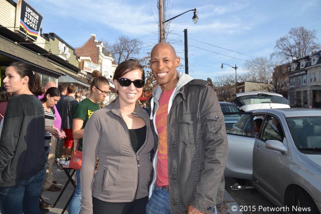 Michael and Megan Aniton