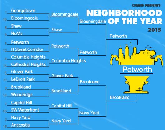 Petworth voted Best Neighborhood of 2015 — Petworth News
