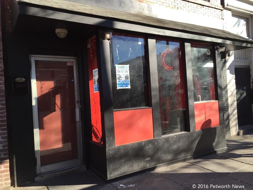 Red Lounge Bar & Grill, 2013 14th Street NW