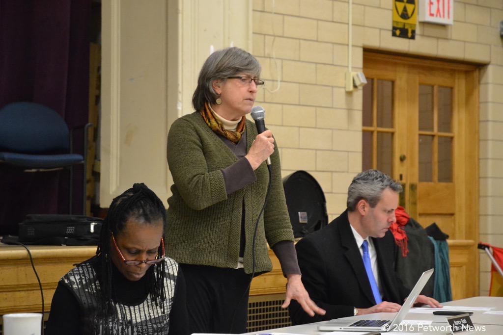 Commissioner Nancy Roth