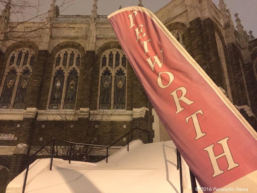 Snowy Petworth