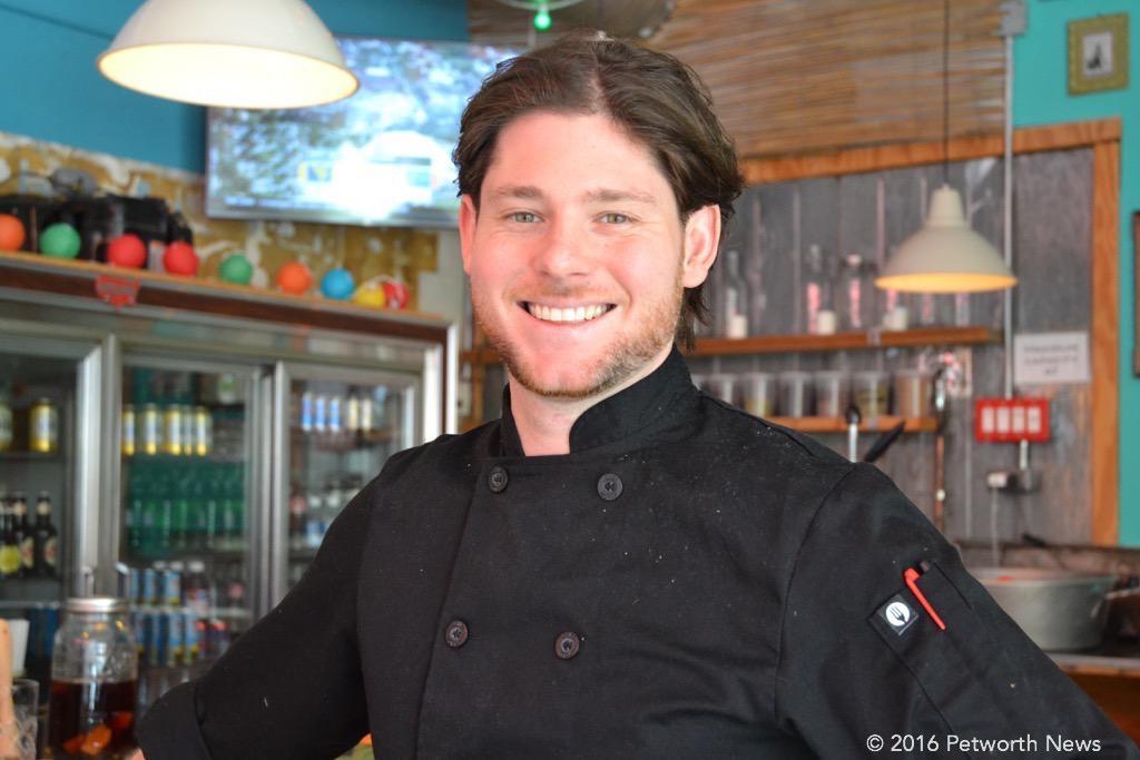 Chef Alex McCoy