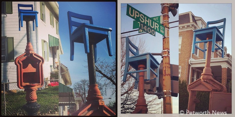 Shepherd & New Hampshire Ave, Upshur & 14th Street