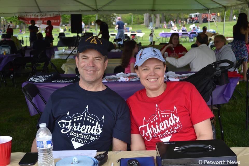 FOSH organizers John Hughs and Reyn Anderson