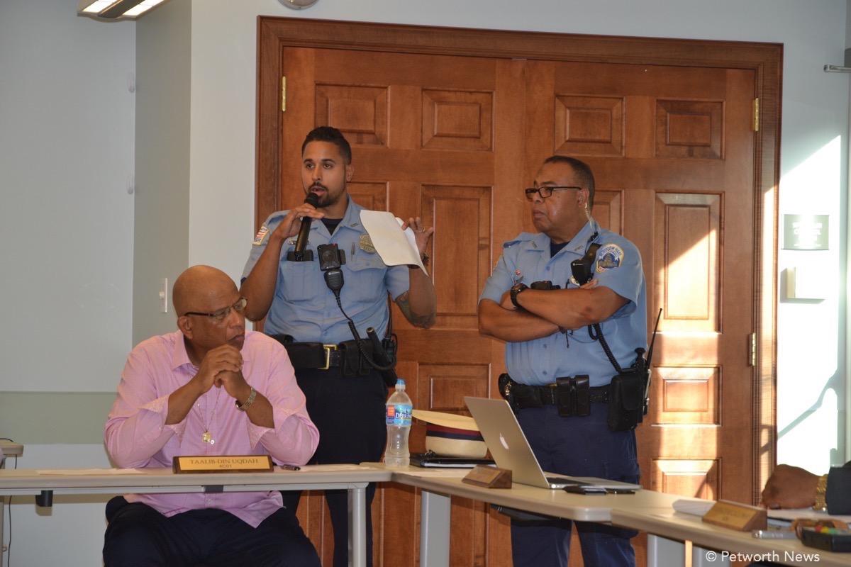 MPD officers   Nunez and Vega