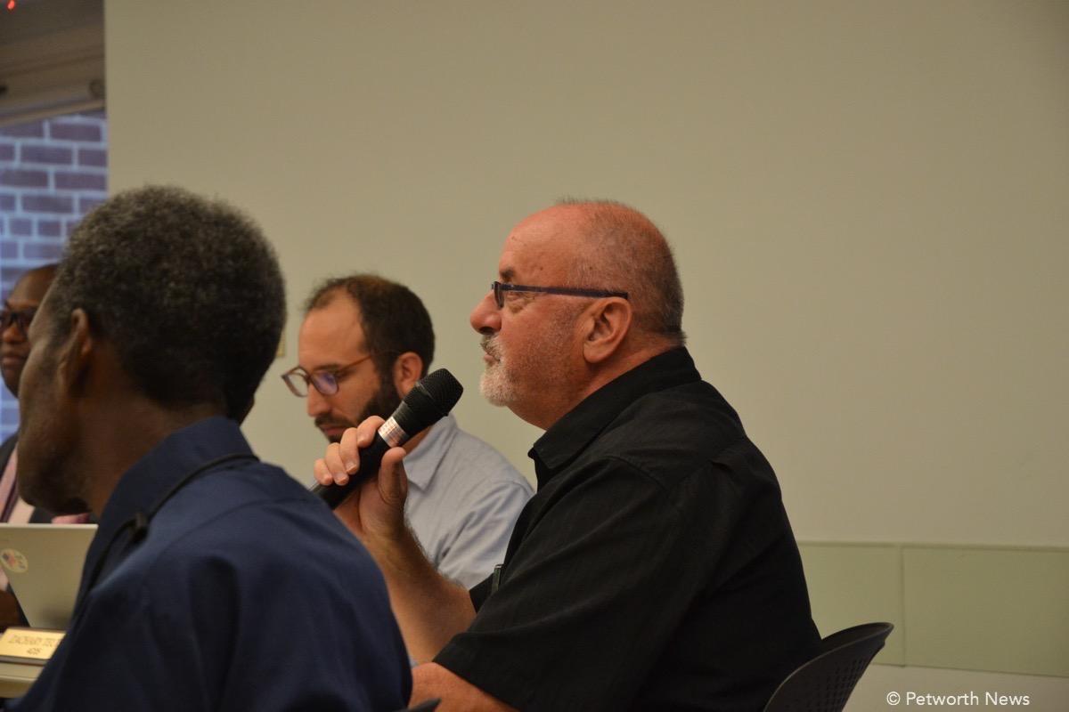 Commissioner Joe Martin