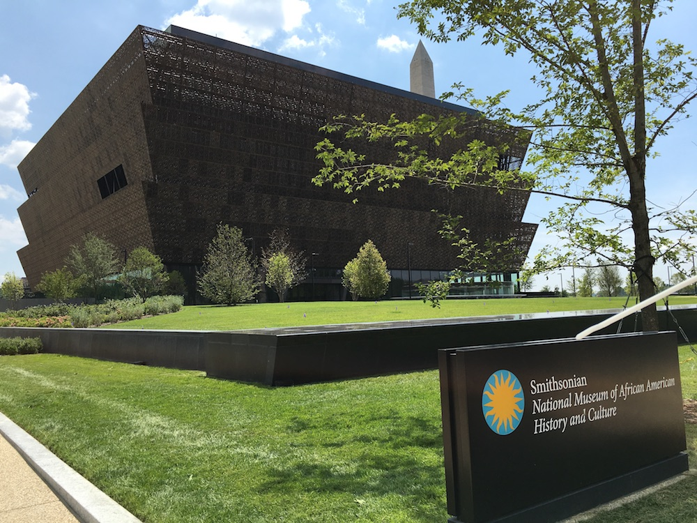 (photo NMAAHC, courtesy  Wikipedia )