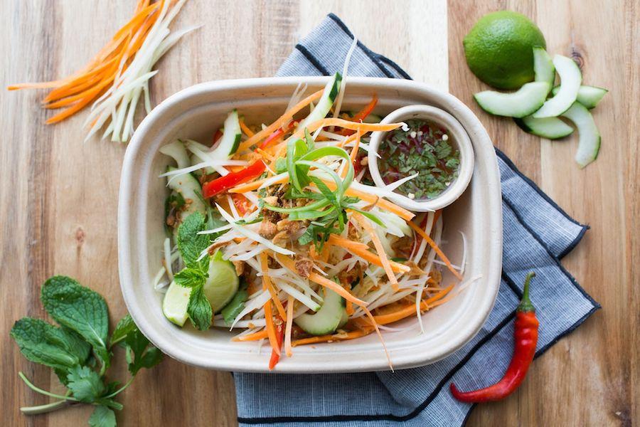 Chef salad (courtesy HUNGRY)