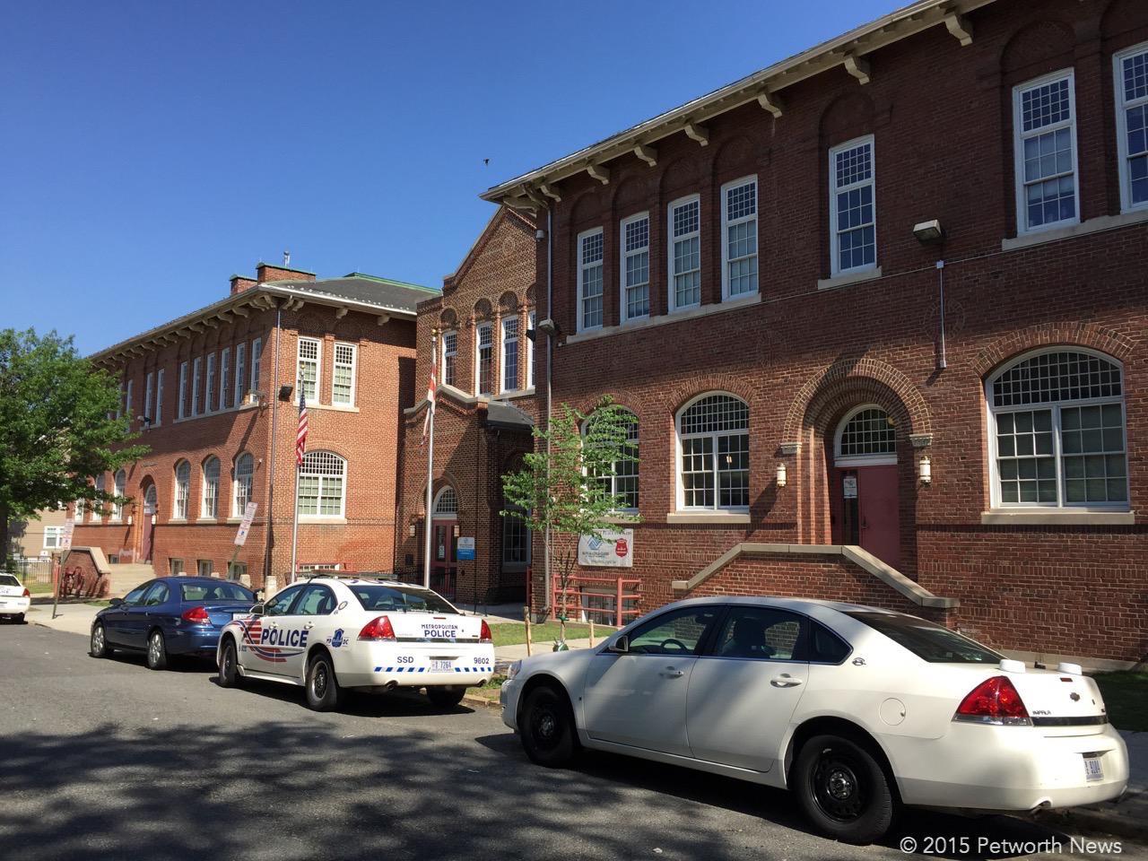 Patrol Services Building (801 Shepherd St NW)