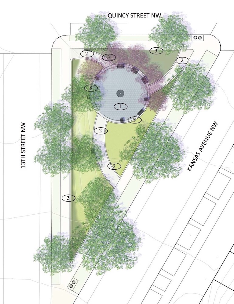 DPR's plan for the park.