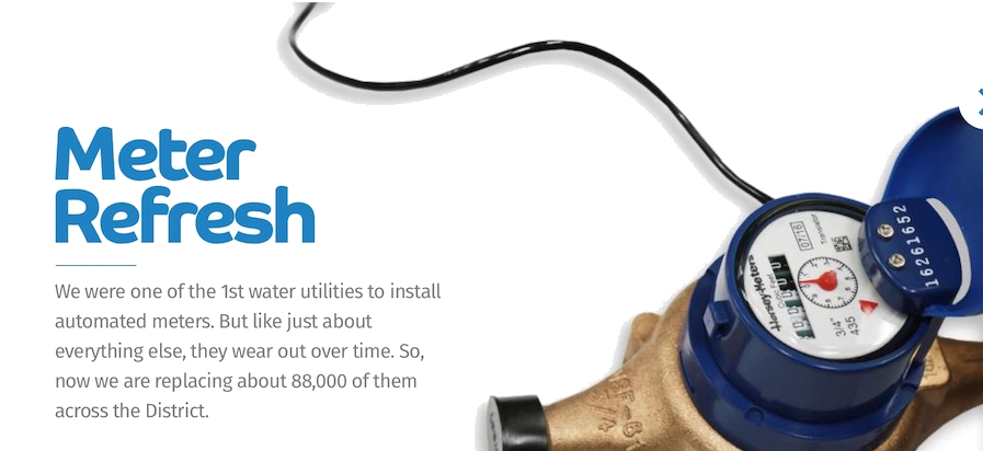 How fresh is DC Water's meter refresh? Some residents think there's a problem.