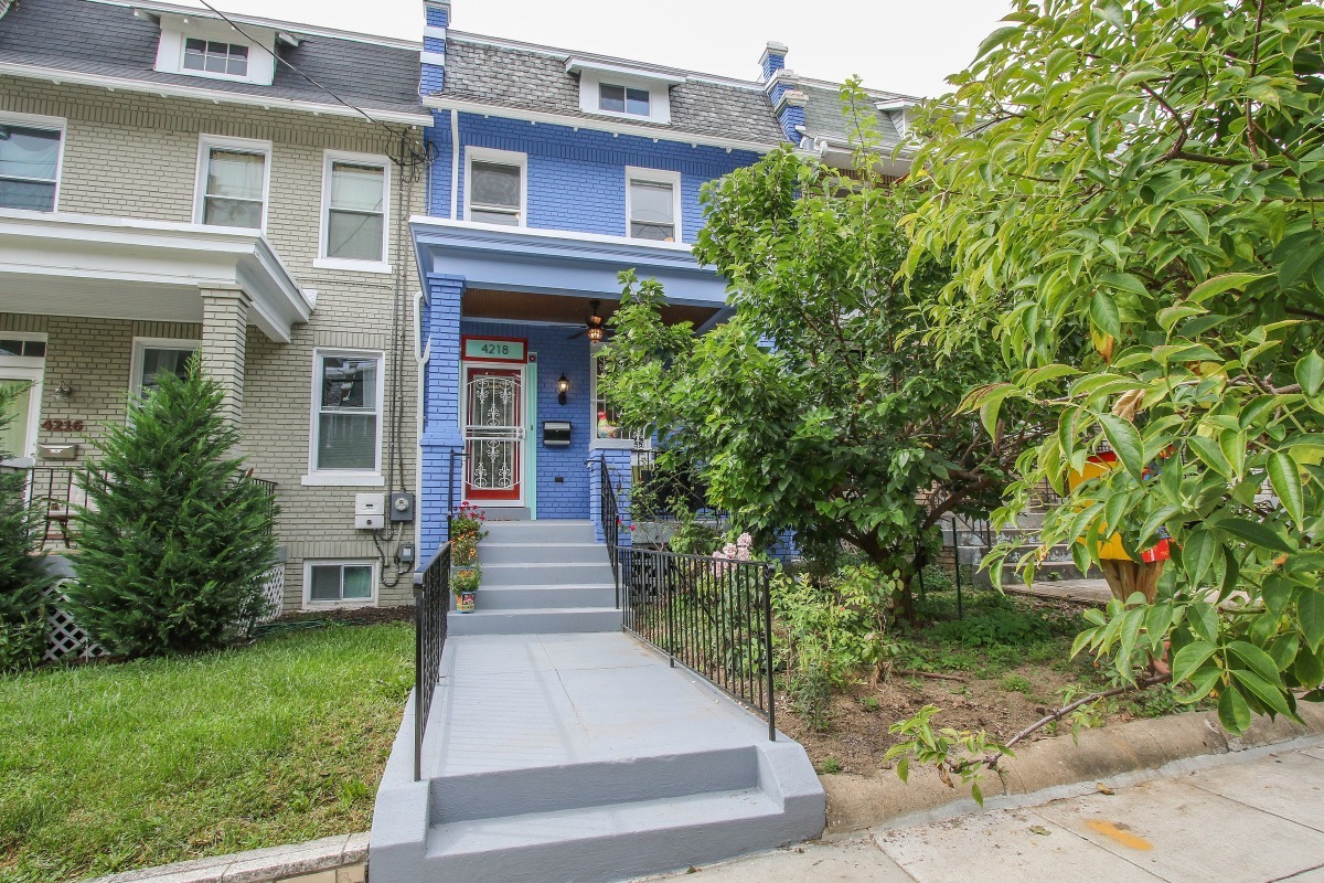 A complete renovation by the owner at 4218 4th Street helps make this an awesome place.