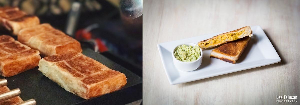 These Short Eats' rotis are delicious. (photo: Les Talusan)