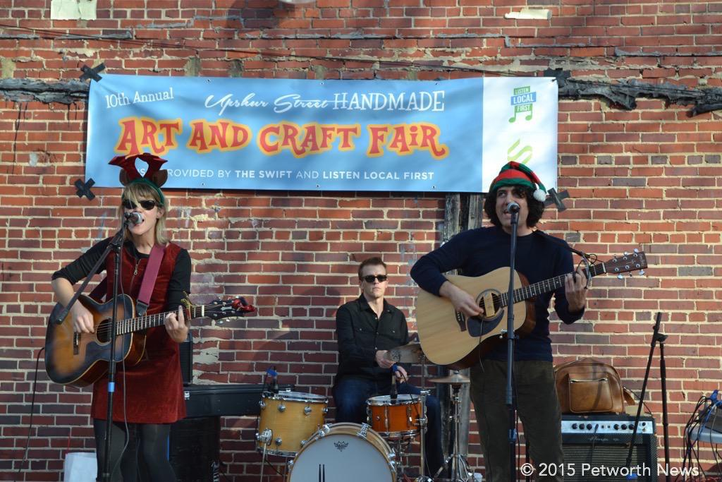 Live music from the 2015 Art & Craft Fair