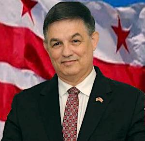 Jeffrey DeWitt, DC Chief Financial Officer