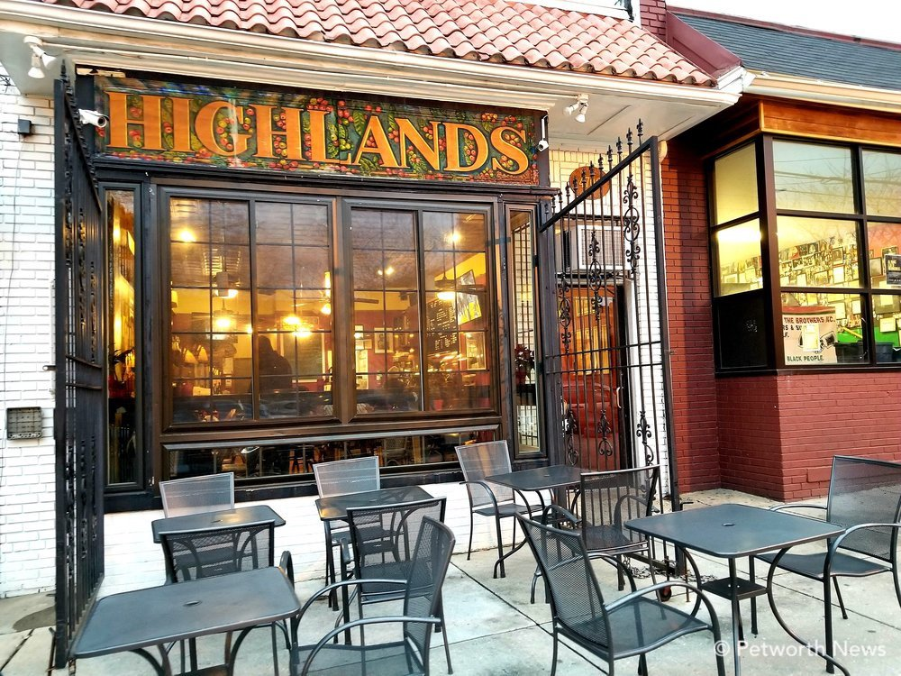 Highlands on a recent Tuesday. On weekends there's a line out the door