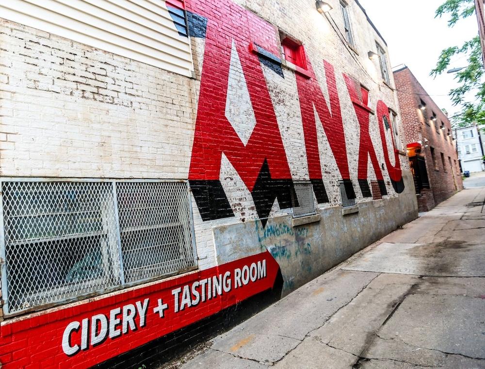 ANXO mural on Kennedy Street (photo:  ANXO )