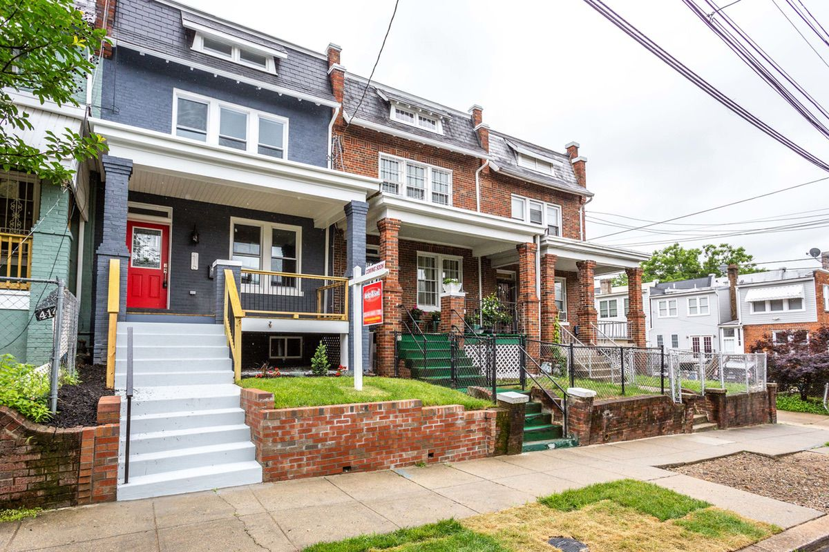 416 Gallatin St NW is renovated and ready!
