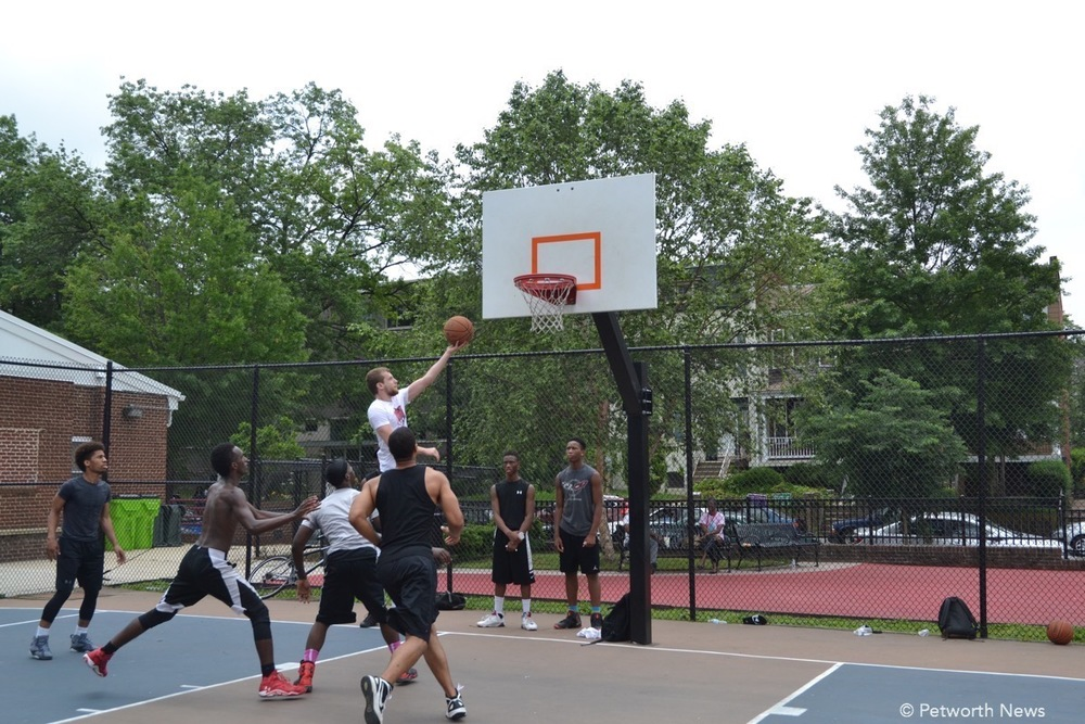 The 3x3 Basketball tournament offers winners scholarship money -- and a great game!