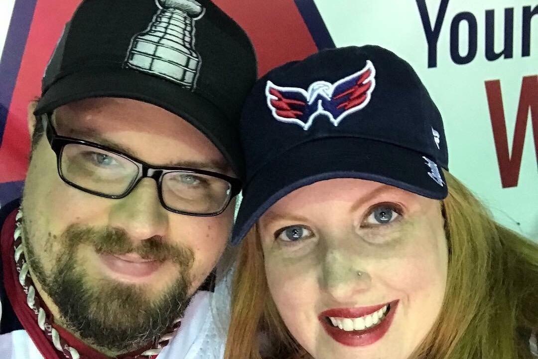 Alex Morse and his girlfriend Rebecca Newbill (courtesy:  GoFundMe )