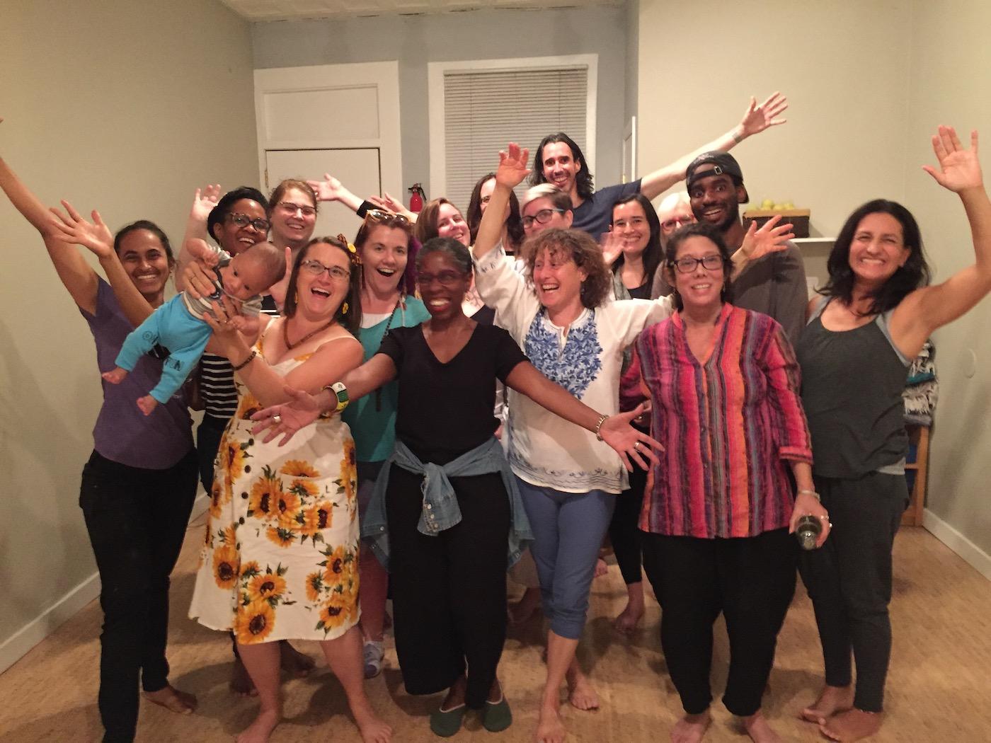 Lighthouse Yoga celebrates a new opening!