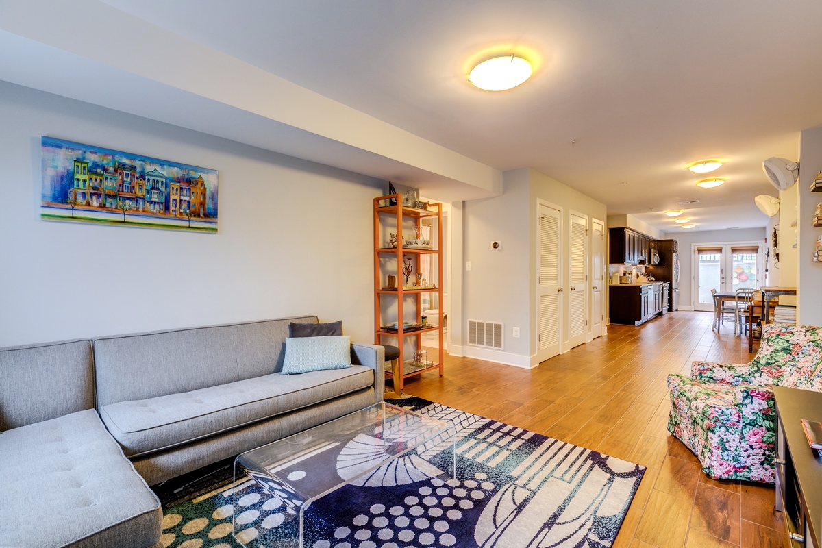 3465 14th Street NW offers quick access to restaurants, stores and metro.