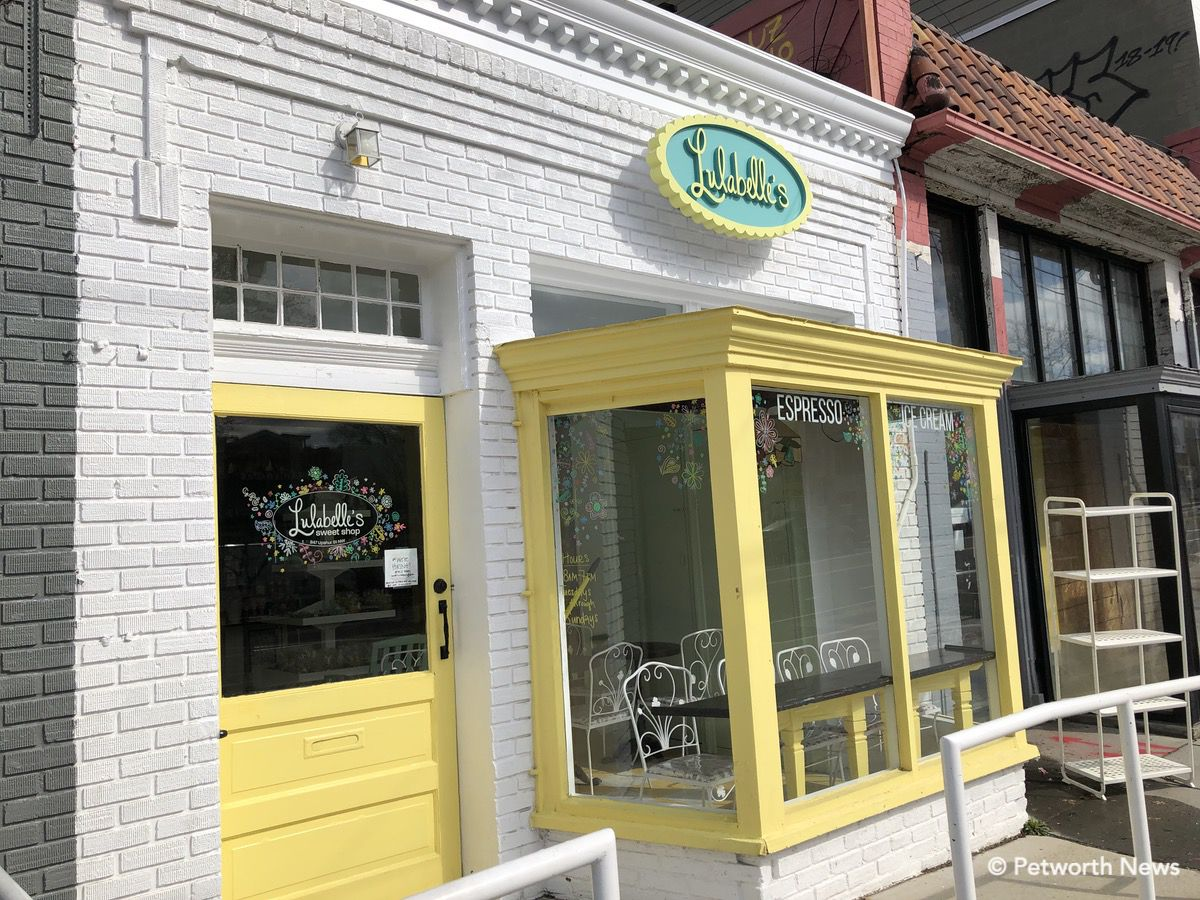 Lulabelle's Sweet Shop at 847 Upshur Street NW.