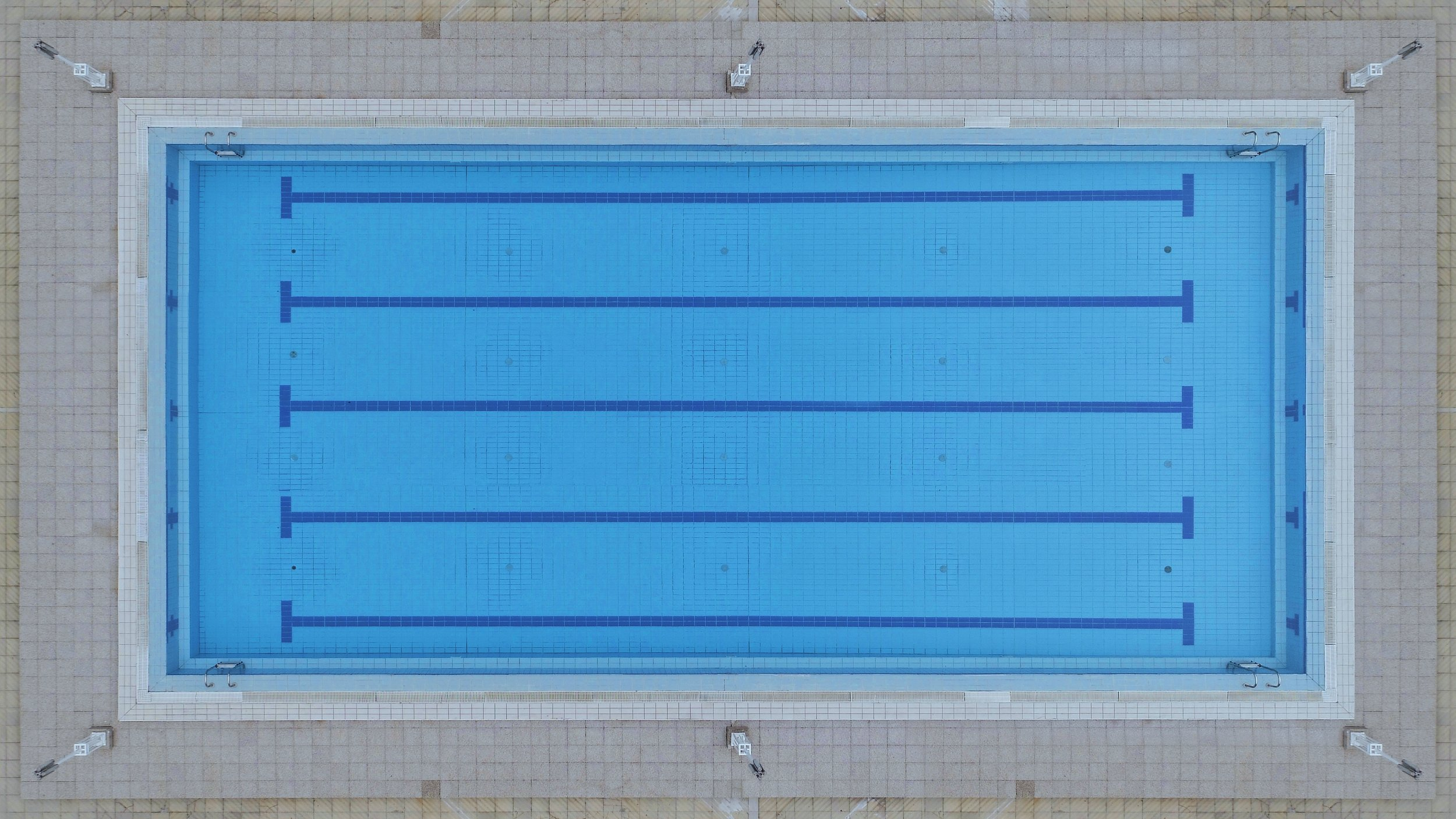 Just a pool, not the Roosevelt pool…