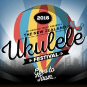 New Zealand UkuleleTrust  10th anniversary for the New Zealand Ukulele Festival (2016)