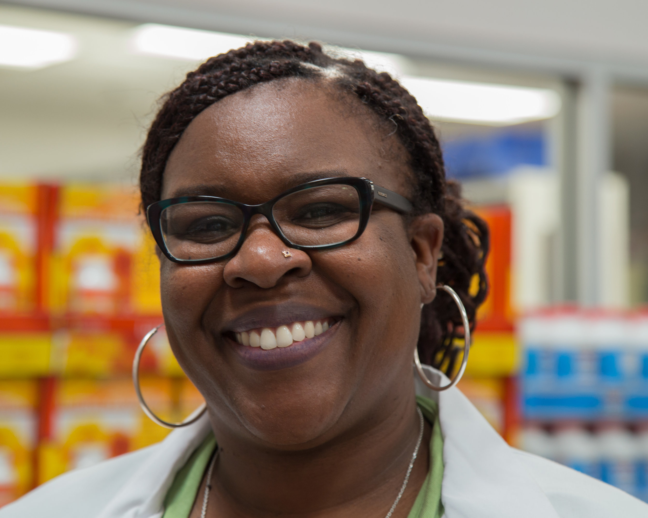 With a B.S. in Biology and Ph.D. in Pharmacy, Eboni is a Pharmacist in Santa Cruz. One day she plans to return to school to finish a Master's Degree in public health.